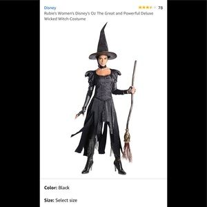 Disney's Oz Wicked Witch (Adult)